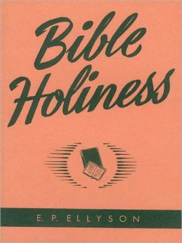 Bible Holiness