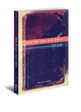 How We Got Our Bible: Six-Week Study Small Group Kit [With DVD]