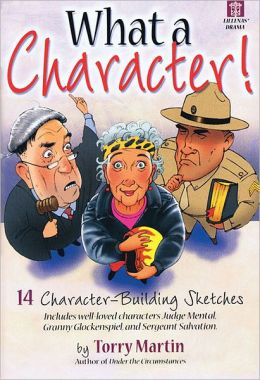 What a Character!: 14 Character-Building Sketches
