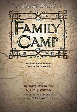 Family Camp: An Interactive Dinner Theatre for Outreach