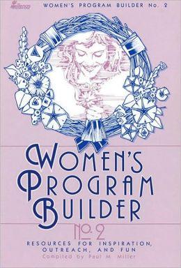 Women's Program Builder