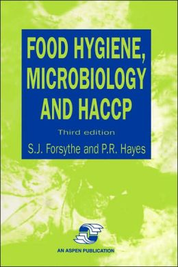 Food Hygiene Microbiology and HACCP