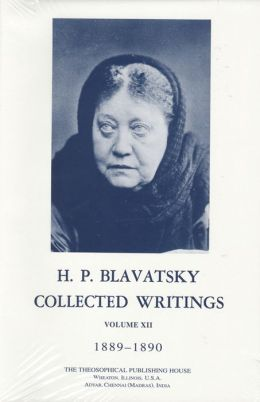Collected Writings of H.P. Blavatsky, 1889-1890