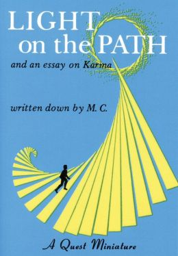 Light on the Path: and an essay on Karma