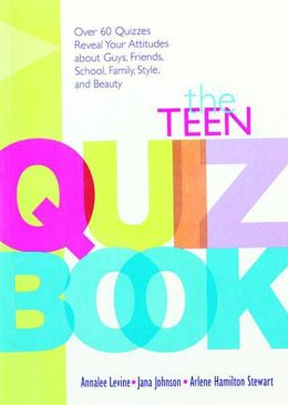 The Teen Quiz Book