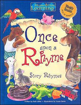 Once upon a Rhyme: Story Rhymes