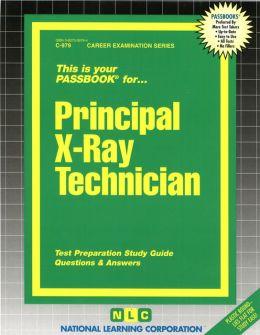 Principal X-Ray Technician