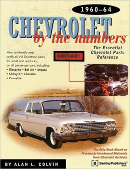 Chevrolet By The Numbers