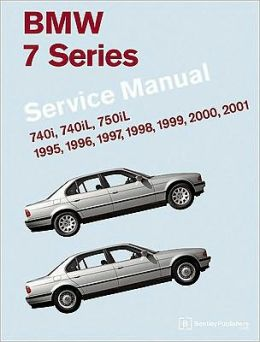 1998 BMW 740iL - Use Manual - Owner's Manual and User ...