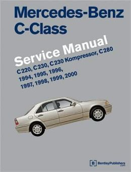 mercedes benz c class w202 service manual c220 c230
