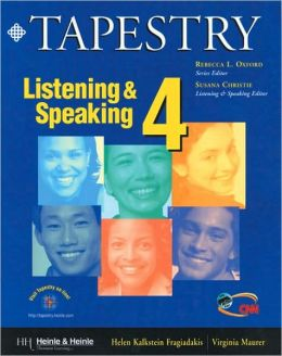 Tapestry Listening & Speaking 4