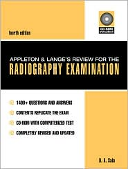 Appleton and Lange's Review for the Radiography Exam with CD-ROM (A&L Health-Related Reviews)