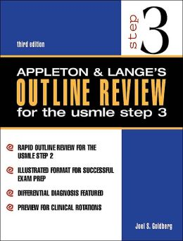 Appleton & Lange's Outline Review USMLE Step 3