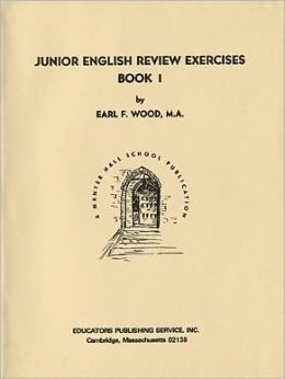 Junior English Review Exercises, Book 1 : Grade 11