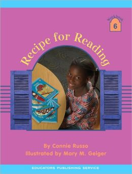 Recipe for Reading Workbook 6