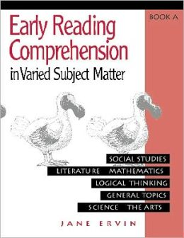 Early Reading Comprehension in Varied Subject Matter: Grades 2 - 4