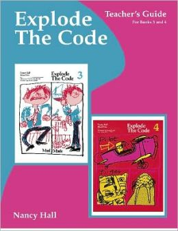 Explode the Code Book 3,4
