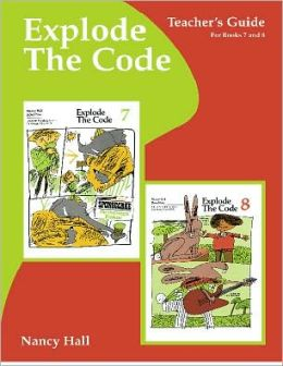 Explode the Code Book 7,8