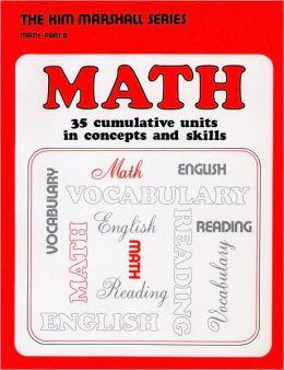 Math Part B