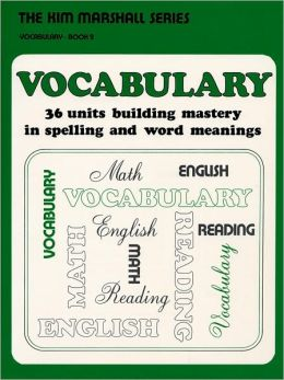 Kim Marshall Series in Vocabulary Book 2