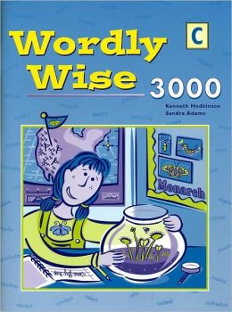 Wordly Wise 3000: Book C