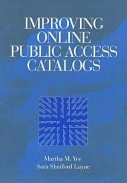 Improving Online Public Access Catalogs