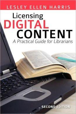 Licensing Digital Content