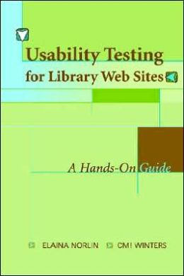 Usability Testing For Library Websites