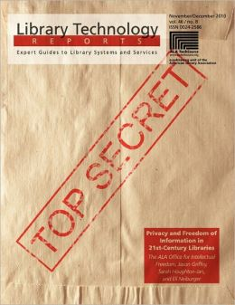 Privacy And Freedom Of Information In 21st Century Libraries