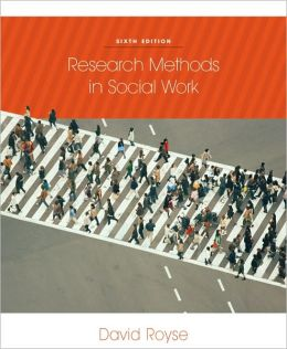 Research Methods in Social Work