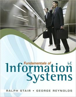 Fundamentals of Information Systems (Book Only)