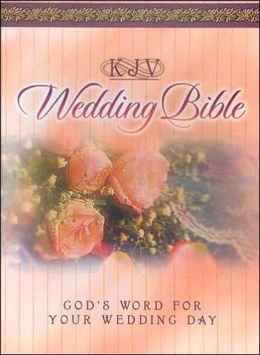 Wedding Bible: God's Word for Your Wedding Day