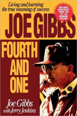 Joe Gibbs: Fourth and One