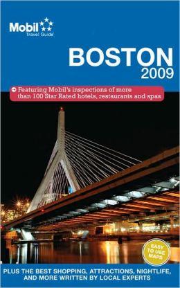 Mobil Travel Guide Boston