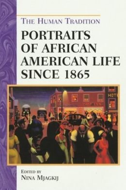 Portaits of African American Life Since 1865