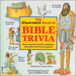 The Illustrated Book of Bible Trivia