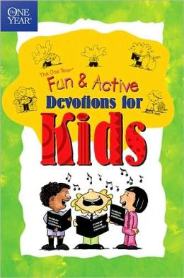 The One Year Fun & Active Devotions for Kids