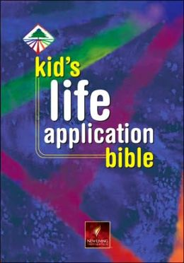 Kid's Life Application Bible: New Living Translation (NLT)