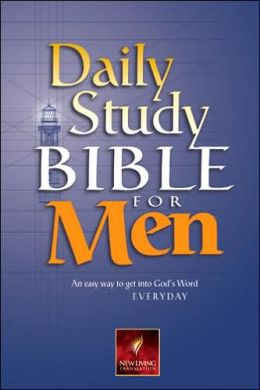 Daily Study Bible for Men: New Living Translation (NLT)