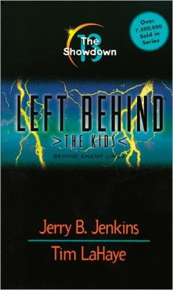 The Showdown: Behind Enemy Lines (Left Behind: The Kids Series #13)
