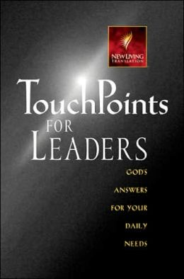 TouchPoints for Leaders: God's Answers for Your Daily Needs