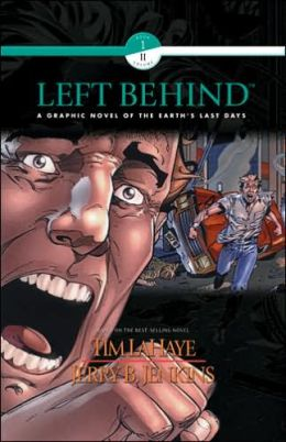 Left Behind Graphic Novel: Book 1, Vol. 2