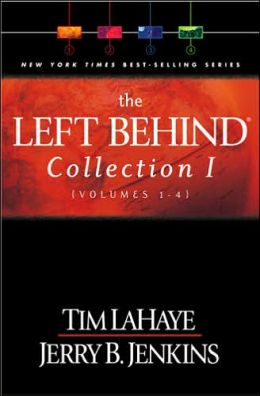 The Left Behind Collection I (Volumes 1-4)