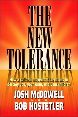 The New Tolerance: How a cultural movement threatens to destroy you, your faith, and your children.