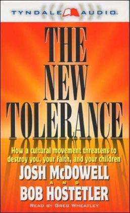 The New Tolerance (Audio)