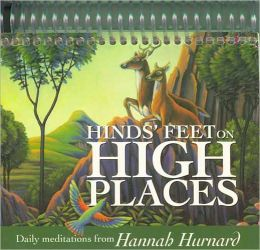 Hinds' Feet on High Places (Calendar)