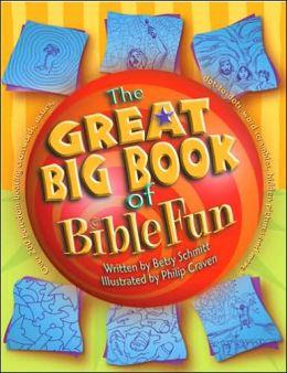 The Great Big Book of Bible Fun