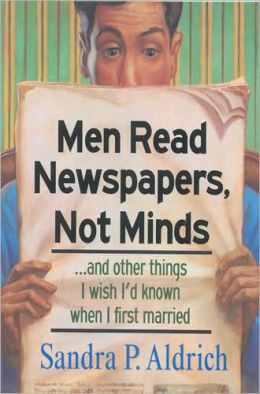 Men Read Newspapers, Not Minds