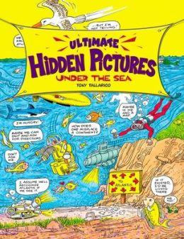 Hidden Pictures: Under the Sea