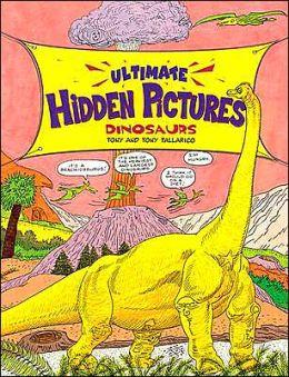 Ultimate Hidden Pictures: Dinosaurs